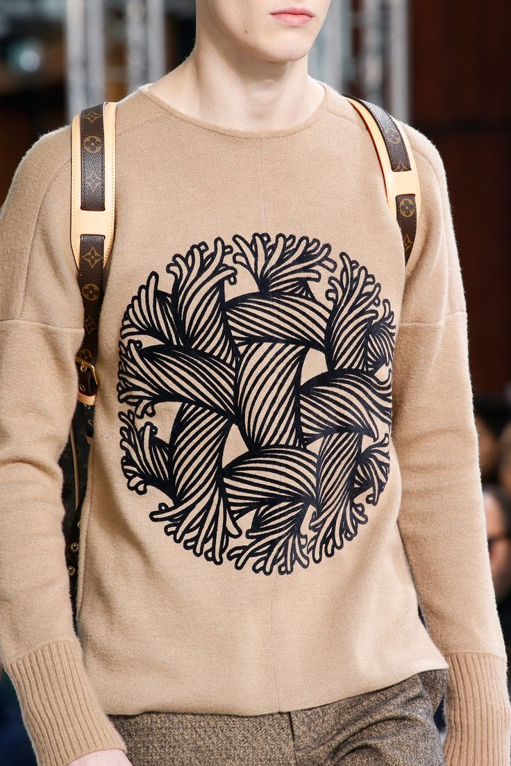 Louis Vuitton Fall 2015 Menswear , Details , Gallery , Style.com