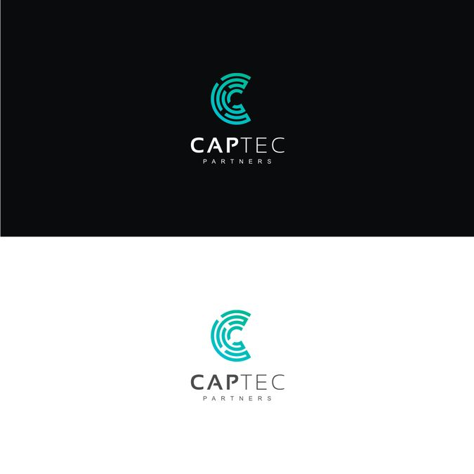 Create a logo for a disruptive, tech-driven investment company by polo.