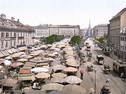 Wiener Naschmarkt – Wikipedia