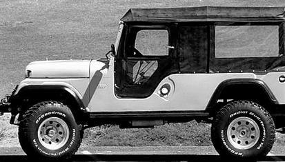 Jeep CJ6!