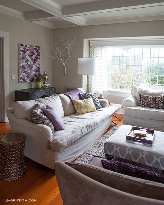 607 best images about future home ideas on pinterest for Plum living room ideas