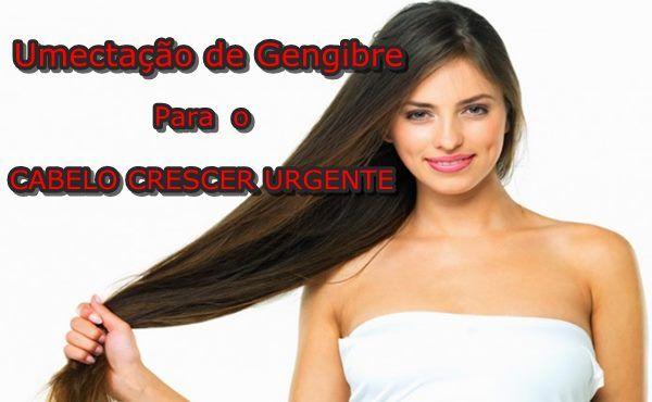 Como Fazer o Cabelo Crescer Como Fazer o Cabelo Crescer Urgente com Umectação de Gengibre http://www.aprendizdecabeleireira.com/2016/01/como-fazer-o-cabelo-crescer-urgente-com.html