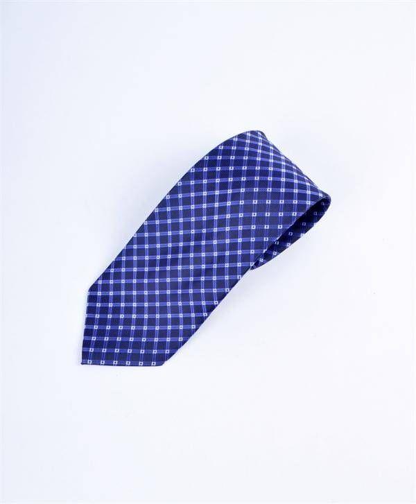 Een mooie stropdas van 100% polyester van het merk Umo Lorenzo