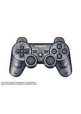Playstation 3 Dualshock 3 harmaa