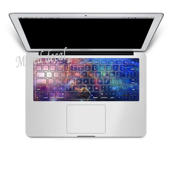 Decal  keyboard macbook sticker keyboard decal/ avery macbook keyboard cover/ macbook decal/ Laptop keyboard cover Decal on Etsy, $14.86