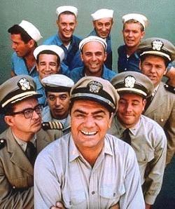 McHale's Navy, premiered Oct 1962