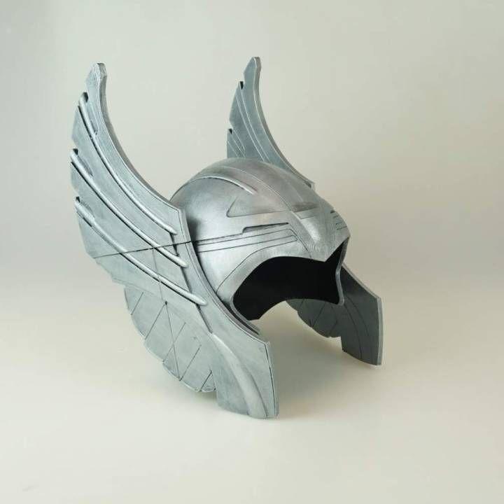Download Thor's Helmet 3D model  by Adilet Turusbekov
