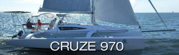 Corsair featured the new CRUZE 970 at the 2013 Annapolis Boat Show.  - See more at: http://sail.corsairmarine.com/corsair-shows-off-the-new-cruze-970-at-the-annapolis-boat-show  #cruze970 #corsairmarine #sailing