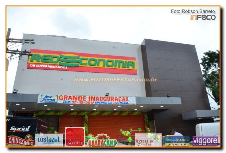 Coquetel de Inauguração Rede Economia Campo Grande/RJ (12/12/2017)