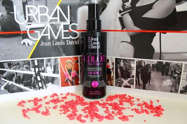 #hairbeauty #urbangames #jeanlouisdavid