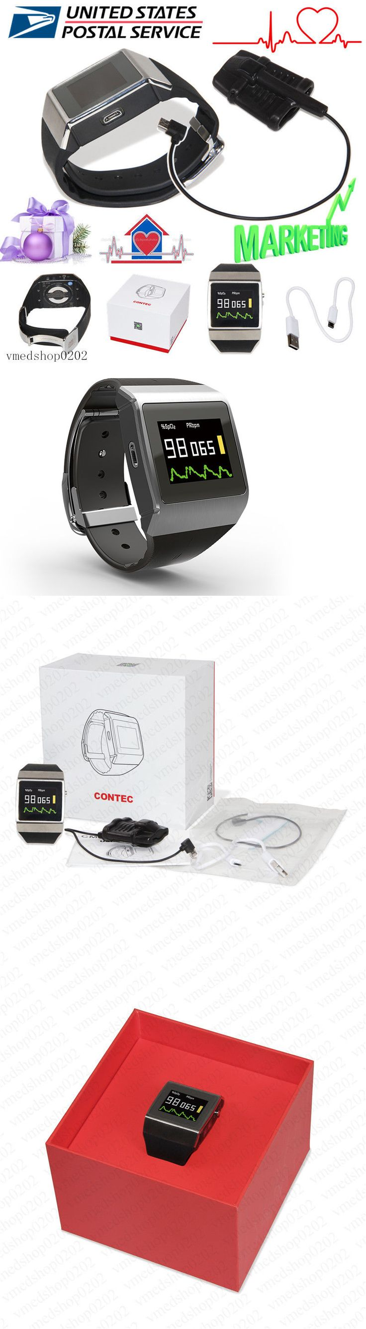 Heart Rate Monitors 15277: Usa Cms50k Pedometer Step Pulse Watch Wrist Spo2 Ecg Heart Rate Monitor,Wireless -> BUY IT NOW ONLY: $149 on eBay!