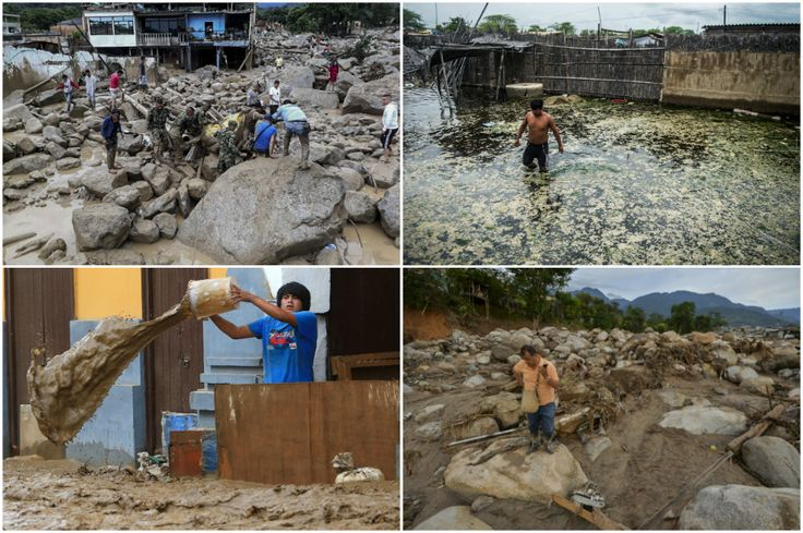 Los dos países son el reflejo de una mala planeación en la mayoría de ciudades del continente. Las tragedias en Mocoa (Colombia), Lima y Piura (Perú), también evidencian los efectos de la deforestación y el calentamiento global.