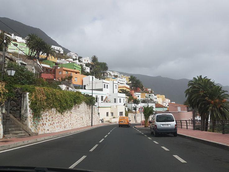 Aida Kreuzfahrt Kanaren und Madeira - La Gomera - Hermigua