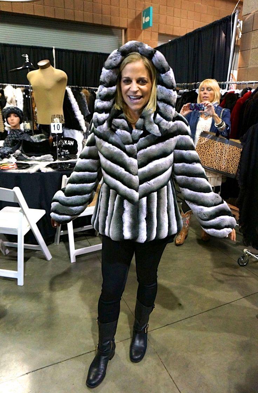 Having a blast at Tablescapes!!  -  #AlaskanFur #AFC #KansasCity #KC #Fashion #Fur #Charity #Fall #Winter #FallFashion #Jackets #Coats #Womenswear #Model #BTS #Designer #lookbook #beautiful #glamorous #glam #leather #cashmere #workit #Tablescapes2013 #Tablescapes #BOTAR #AmericanRoyal #TheAmericanRoyal #winter #winterwear #wintercoat #chinchilla #cute #cutie
