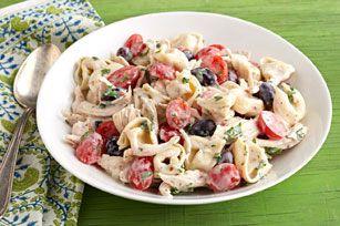 greek-chicken-tortellini-salad-179760 Image 1