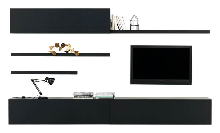 Wall unit pretty much what I want in my front room. Tv and storage