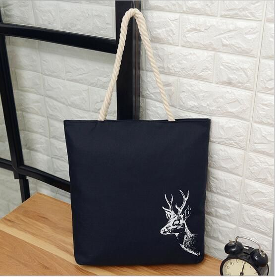 Find More Top-Handle Bags Information about 2017 high quality women printing letters canvas handbags large size women casual shoulder bags hemp rope bags MN67 ,High Quality shoulder bags,China canvas handbag Suppliers, Cheap handbag large from MinongTrading Co. Store on Aliexpress.com