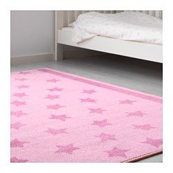 HIMMELSK Tapis, rose - rose - IKEA