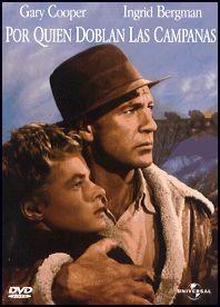 Por quién doblan las campanas (1943) EEUU. Dir.: Sam Wood. Drama. Romance. Guerra civil española - DVD CINE 2219-III