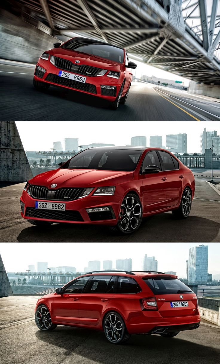 Skoda Octavia vRS 245 - The Most Powerful Octavia Model Ever