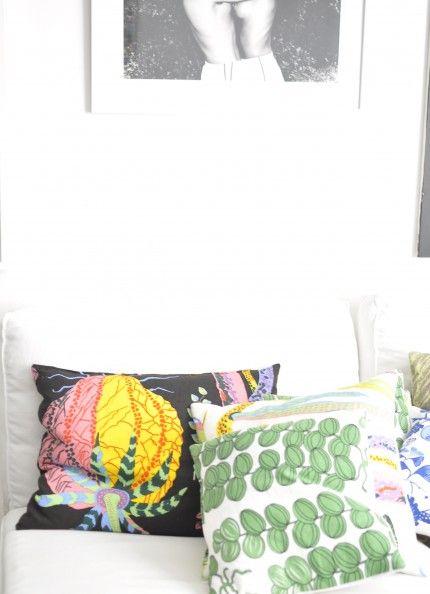 the svenskt tenn pillows