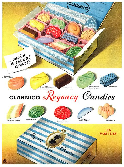 Clarnico Regency Candies for a delicious change!