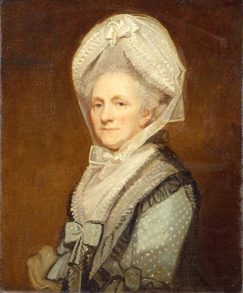 Mrs Thomas Phipps, 1780 (oil on canvas), George Romney, Yale Center for British Art