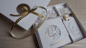 Wie versprochen, zeige ich Euch heute den Inhalt meiner WinterWeihnachtsBox A C H T U N G Bilderflut !!! ...