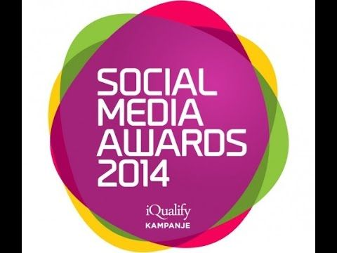 Social Media Awards 2014