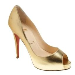 4d87d28d6db09c Christian Louboutin  Very Prive 120 Pumps  worn at The 2009 Brit Awards    The