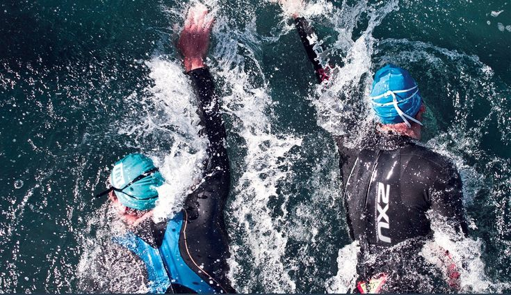 Everyone takes on a challenge like a triathlon for different reasons. Perhaps it's for fitness, or bragging rights, or charity. Below are just two...