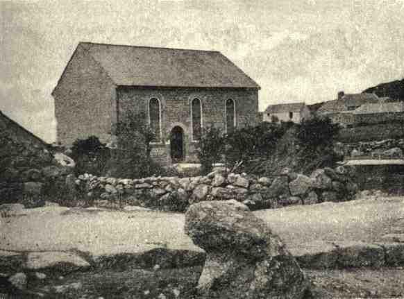 zennor methodist chapel