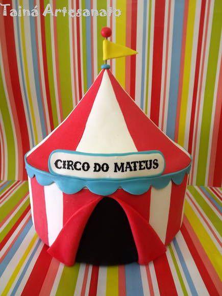 Circo | Tainá Artesanato | 350428 - Elo7