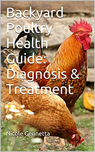 EXCELLENT source of information for backyard flock owners. Keep this one on hand just in case one of your chickens gets sick. Includes a shopping list, printable, and contact information.