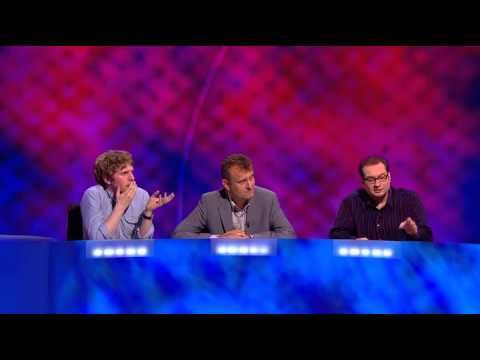 Mock the Week Series 12 Episode 10 - Dilip and Philip in maths questions!