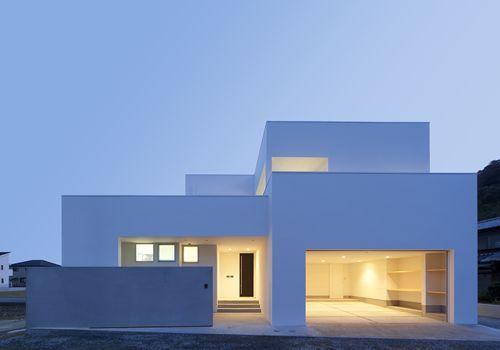 design technique: white minimal