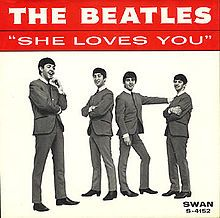 She Loves You; The Beatles