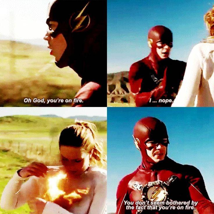 #Supergirl #SupergirlXTheFlash