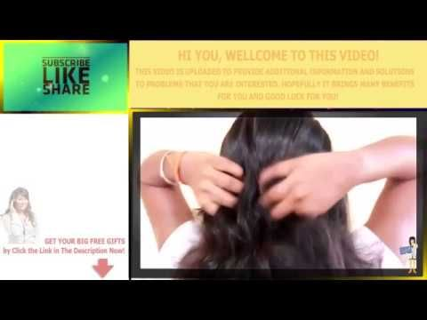 How To Grow Long Thicken Hair Fast Secret Best Hair Remedy For Faster Hair Growth Hindi Hair Loss Cure Hair Loss Solutions Hair Growth Faster