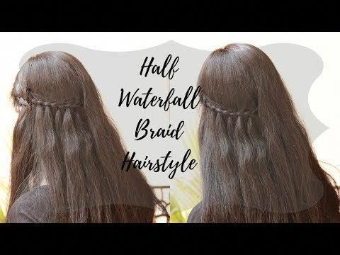 Easy Hairstyle For College Girls