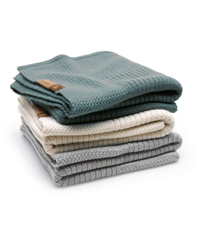 Bugaboo Soft Wool dekentje2