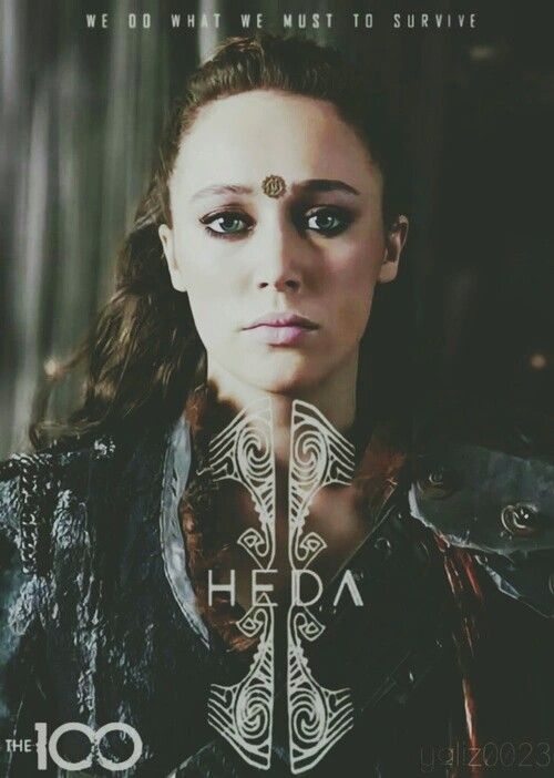 Commander Lexa - Heda - The 100