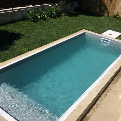 Petite piscine polystyrène 10m2 - Distripool