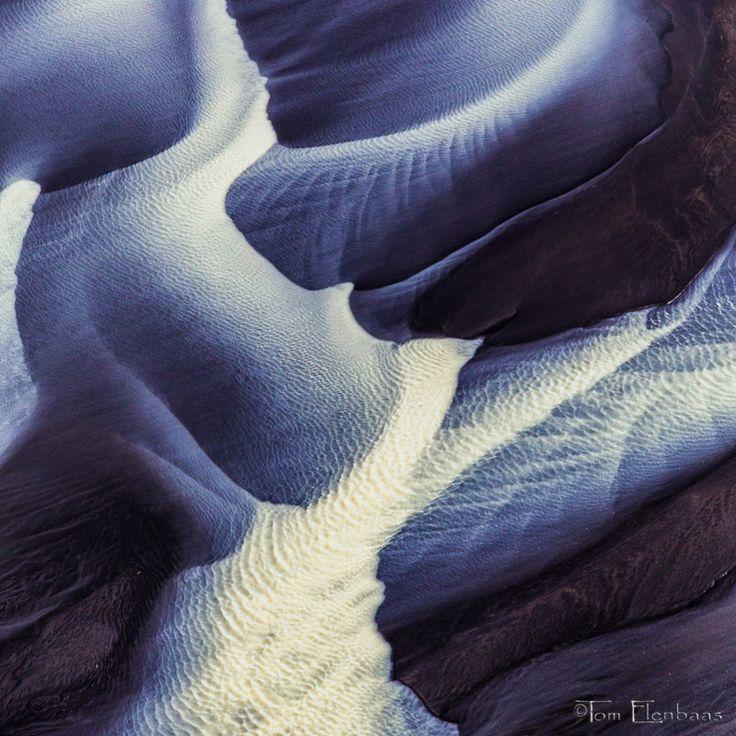 Svinafell Glacier Delta