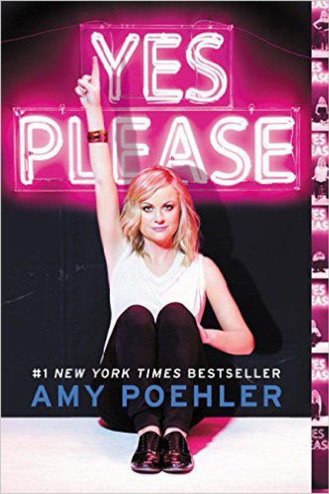 Yes Please is a rich and varied collection of stories, lists, poetry (Plastic Surgery Haiku, to be specific), photographs, mantras and advice.