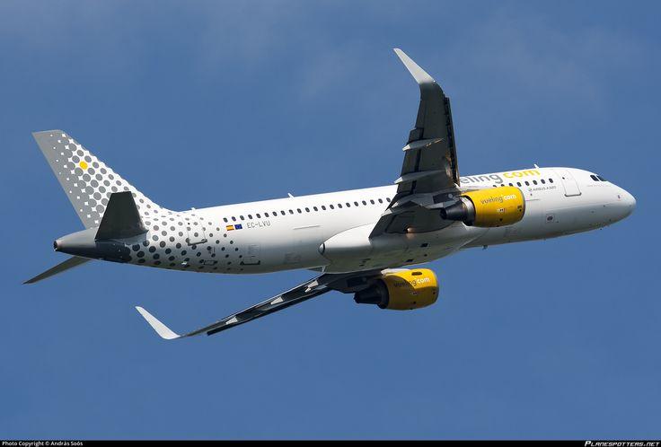 EC-LVU Vueling Airbus A320-214(WL)