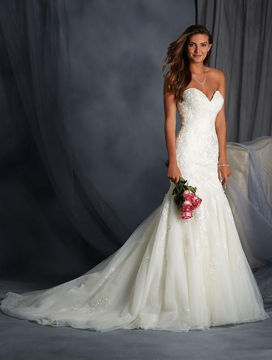Alfred Angelo at Shopfoxylady.com Alfred Angelo Bridal 2558 Alfred Angelo Bridal Collection Foxy Lady, Myrtle Beach SC, Prom, Pageant, Mother of the Bride