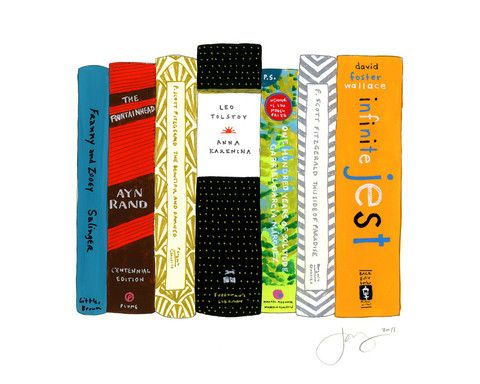 Great site for book lover gifts.