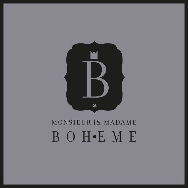 Monsieur & Madame Bohème Identité