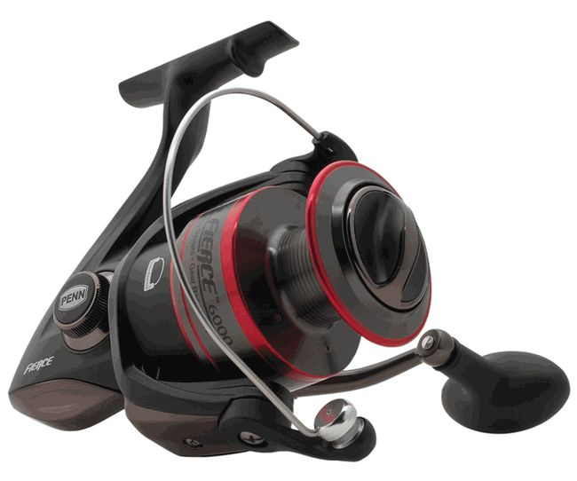 Reliable reviews about Penn Fishing FRC6000 Firece Spinning Reel - the best lower-budget high-quality fishing reel under $100.  http://pennreelsreviews.com/penn-fishing-frc6000-firece-reviews/